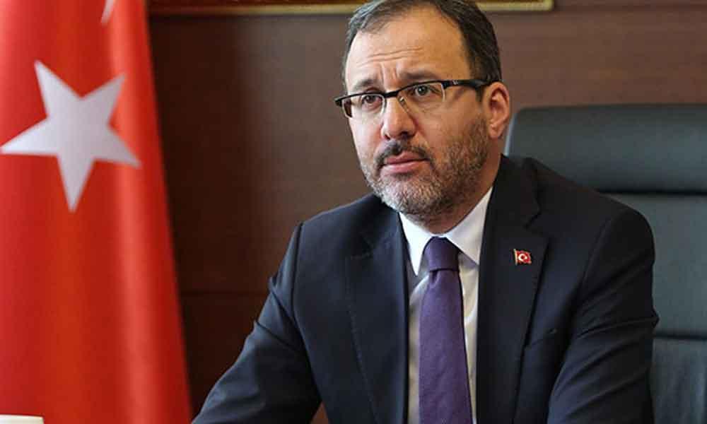 Bakan Kasapoğlu: 25 bin kişi 71 ildeki yurtlara yerleştirilecek