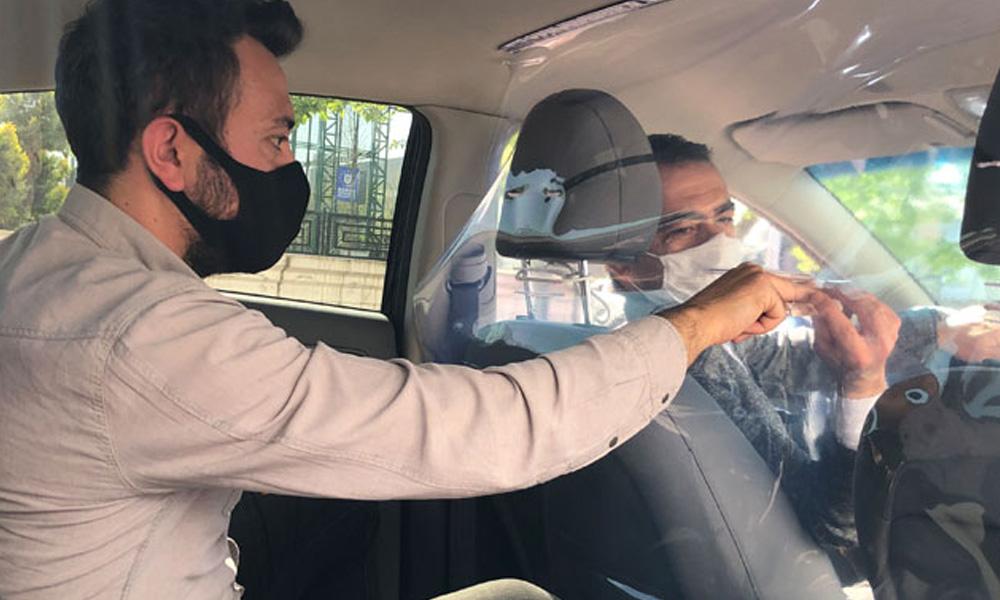 Şoförlerin koronavirüs önlemi 'Fransa'dan talep geldi'