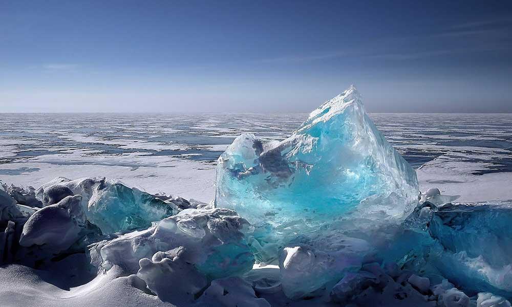 Eriyen buzullarda uyuyan antik virüsler uyanmaya başladı