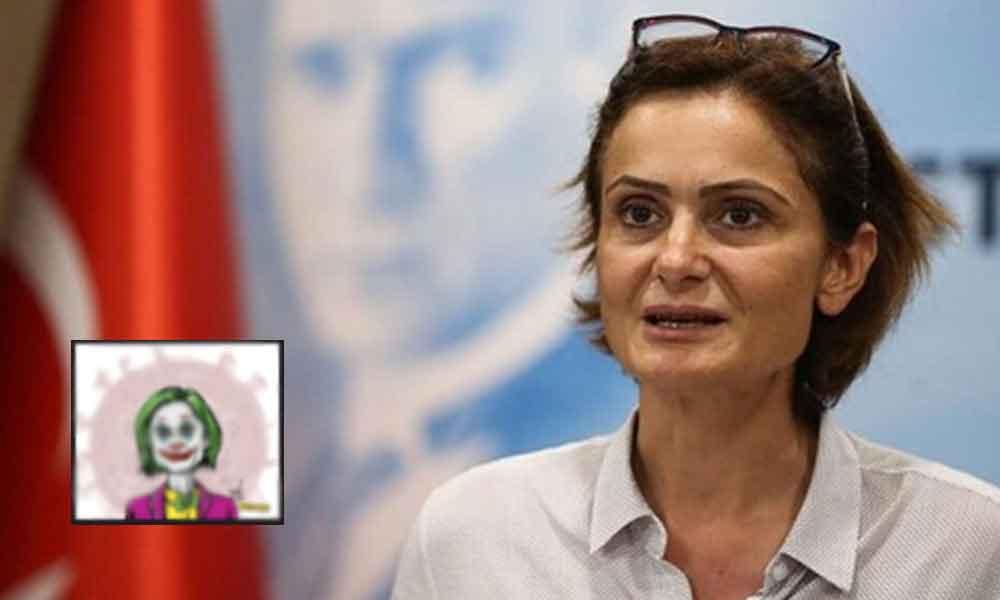 Canan Kaftancıoğlu'ndan Misvak karikatürüne yanıt