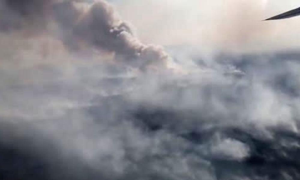 Çernobil'deki yangın 35 hektarlık alana yayıldı