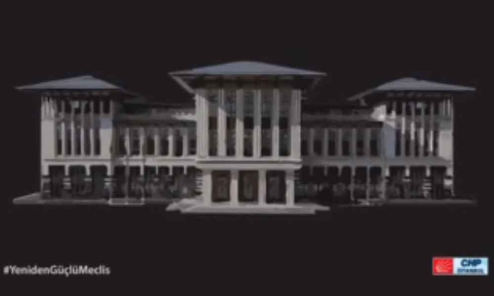 CHP'den 'yeniden güçlü Meclis' çağrısı