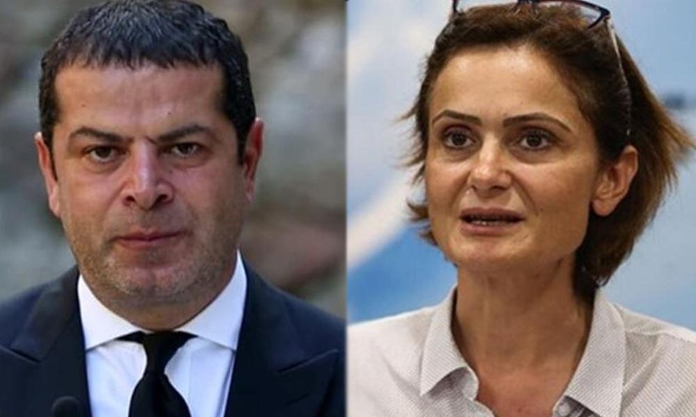 Cüneyt Özdemir'den Kaftancıoğlu'na hakaret: Yüzüme söyleyin zırvalarınızı!