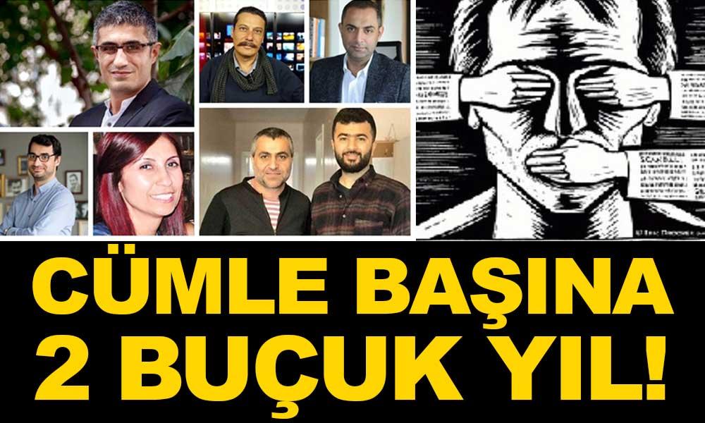 Gazetecilerin iddianameleri tamamlandı: Bu iddianamelere karşı savunma yapılmaz, bu zihniyetle savaşılır