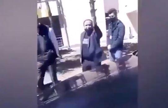 AKP'li Belediye Başkanı vatandaşa bıçak çekti!