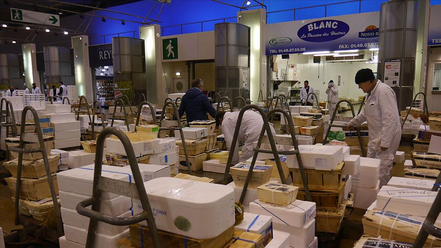 Dünyanın en büyük pazarının deposu morga dönüştürülüyor!