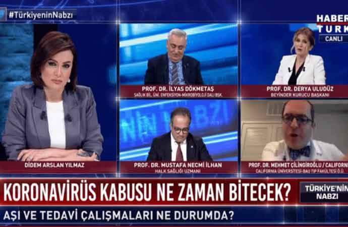 Didem Arslan Yılmaz'ın Habertürk'e neden çıkmadığı belli oldu