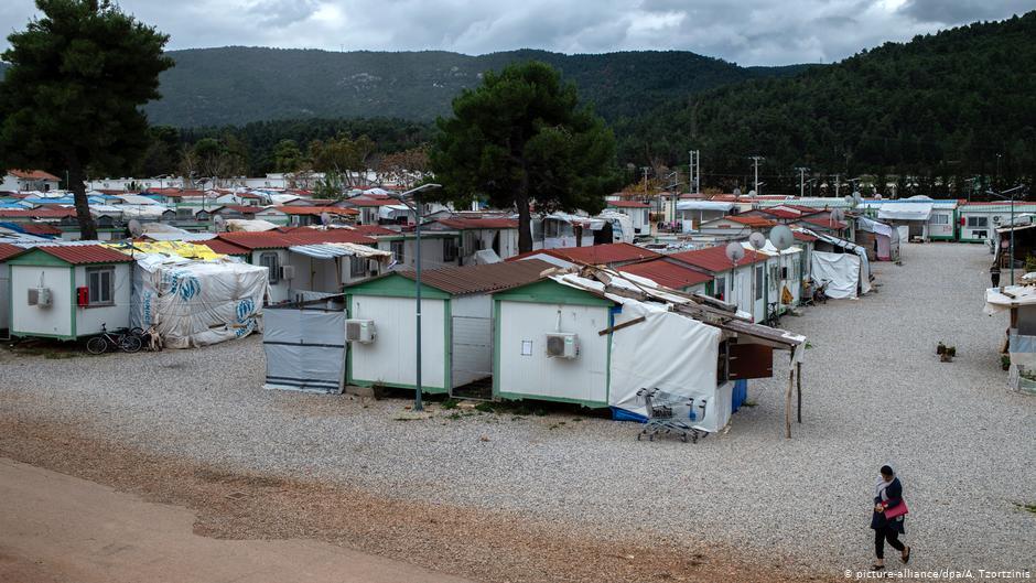 Sığınmacı kampında 28 koronavirüs vakası!