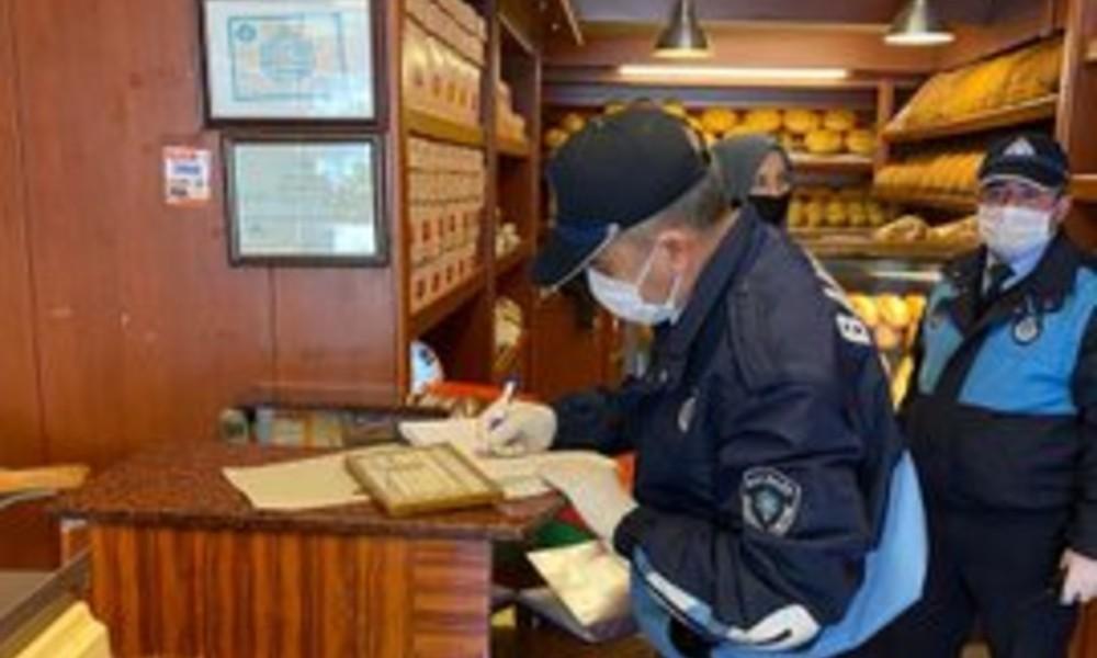 Fırsatçılar iş başında: Ekmeği 5 liradan sattılar