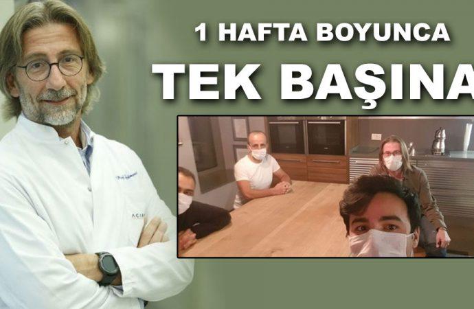 Türkiye'nin gözü kulağı Ercüment Hoca'da! 'Virüsün 72 saatte yapması gereken…'