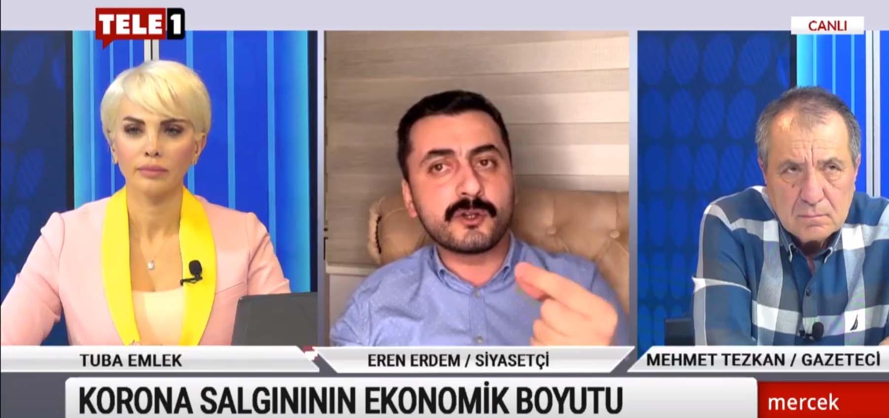 Eren Erdem, hükümetin salgına ilişkin süreç planlamasını açıkladı!