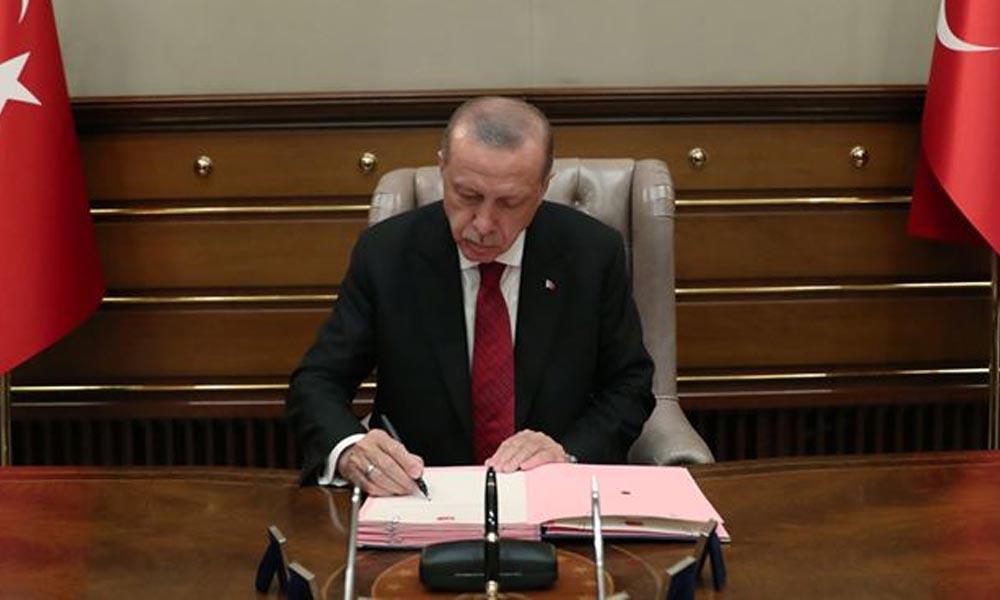 Erdoğan'ın atama kararına sert tepki: Yazıklar olsun