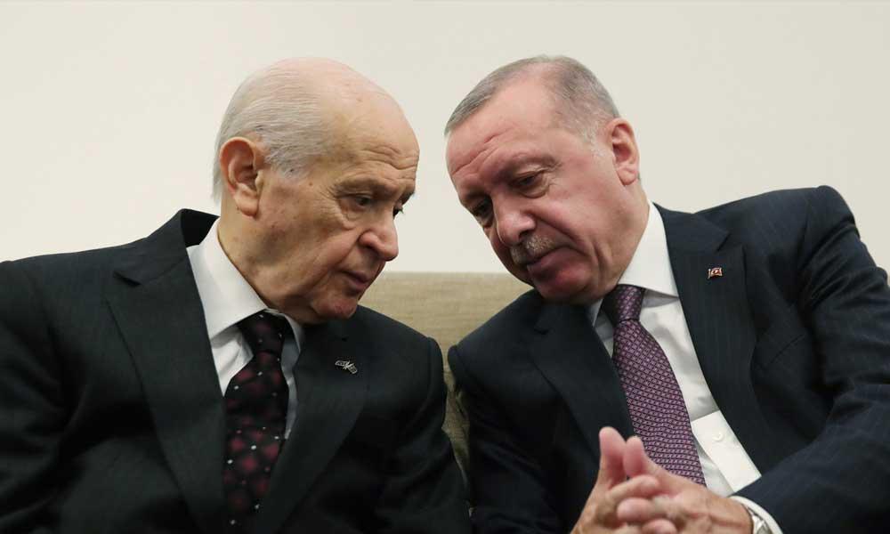 Bahçeli'den Erdoğan'a gözü kapalı destek: Kimi derseniz…