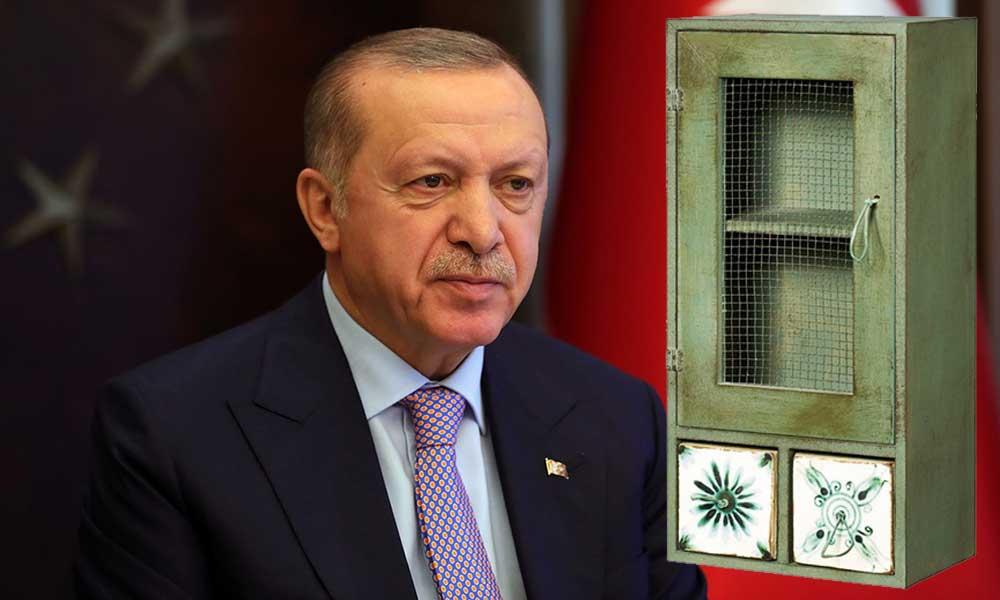 Erdoğan'a 'tel dolaplı' gönderme: 2001'de böyle yaşıyorduk
