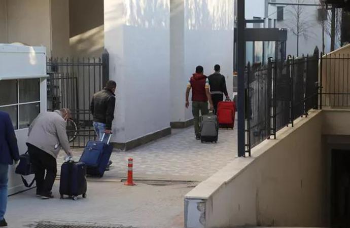 Eskişehir'de 250 kişi karantinaya alındı