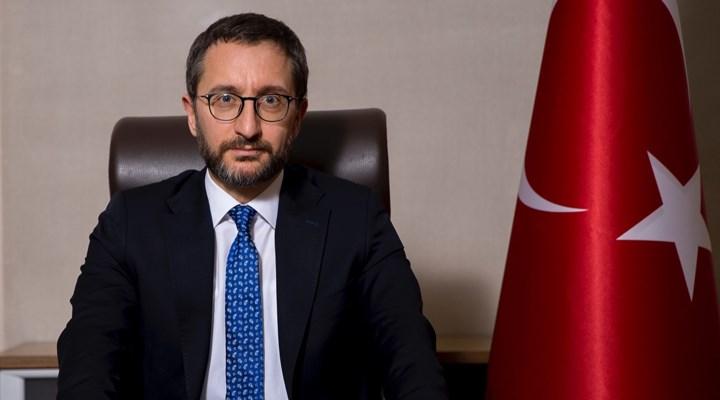 CHP'den, Fahrettin Altun'a suç duyurusu