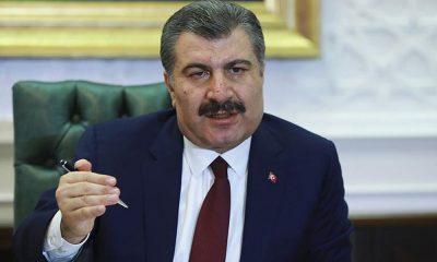 Sağlık Bakanı Koca, vaka oranında en çok artış ve azalış yaşayan 10 ili açıkladı