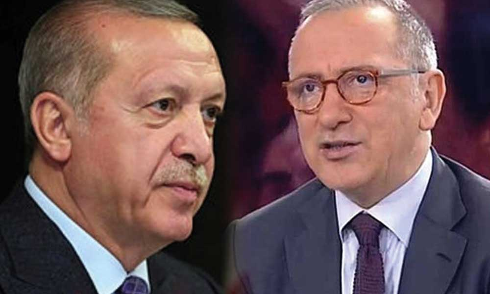 Fatih Altaylı'dan AKP'ye: Bu hatadan dönülür inşallah