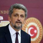 HDP'li Garo Paylan'ın 'Sevgili Demirtaş' sözü fezlekede suç sayıldı