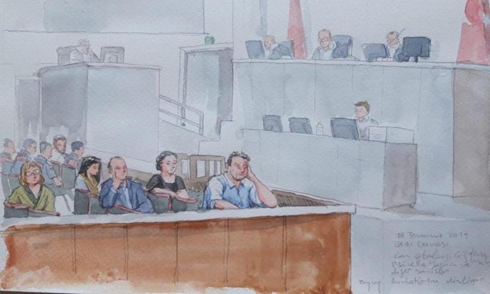 Gezi davası İstinaf'a taşındı: Beraat kararı kaldırılsın, Kavala tutuklansın
