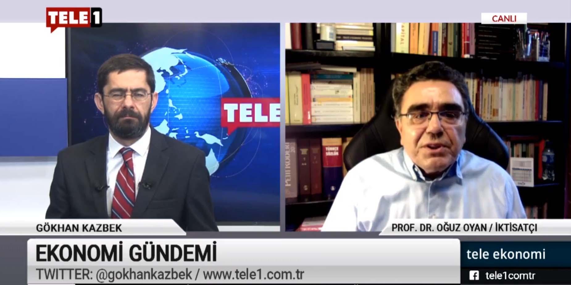 """""""Nüfusun %'1'i toplam servetin %54'üne sahip, bu AKP döneminde arttı"""""""