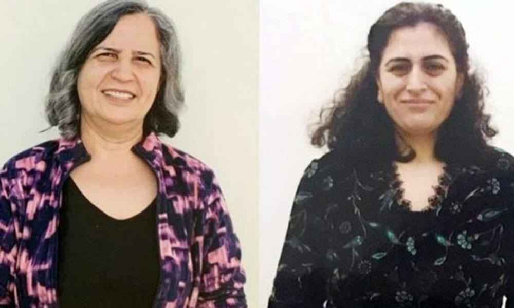 Gültan Kışanak ve Sabahat Tuncel'in tutukluluğuna devam kararı