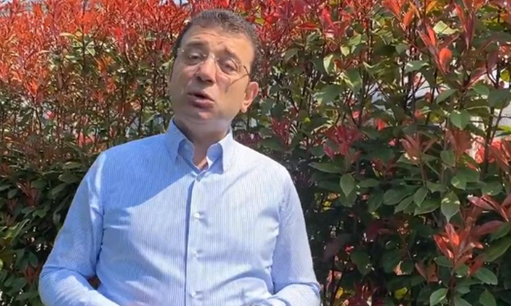 İmamoğlu, İstanbul'da sokağa çıkma yasağı tedbirlerini anlattı