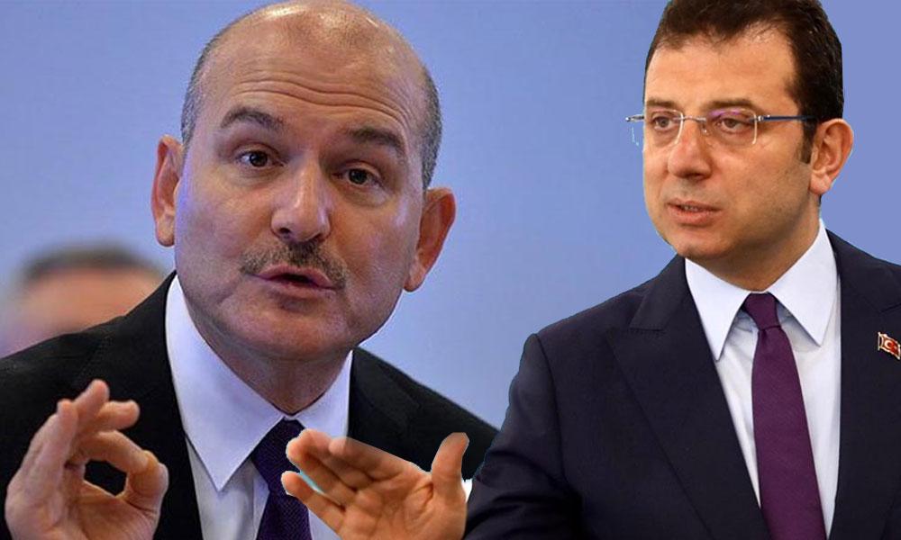 Ankara'da sürpriz zirve! İmamoğlu ve Soylu görüştü