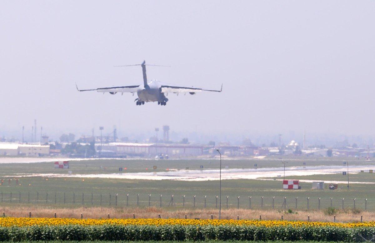 Türkiye'den flaş 'koronavirüs' hamlesi: 3 İsrail uçağı İncirlik üssüne inerek paketleri aldı
