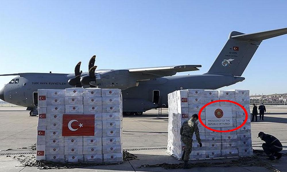 Türkiye, İngiltere'ye tıbbi yardım gönderiyor