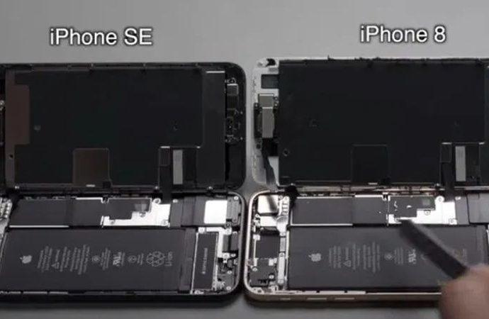 iPhone SE 2020 bakın hangi telefona birebir benziyor