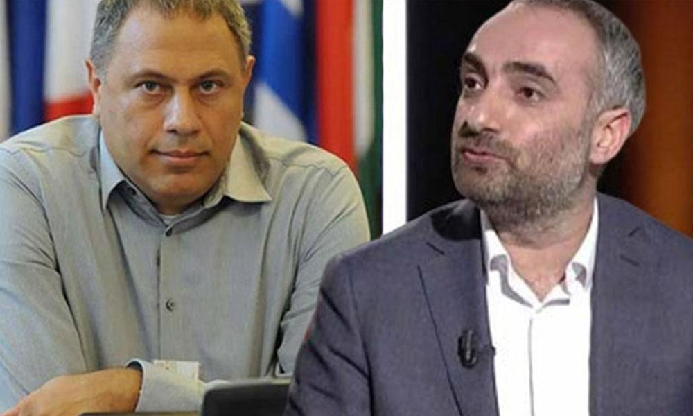 İsmail Saymaz'dan Prof. Yaman Akdeniz'e tepki: Ayıptır, silin şunu