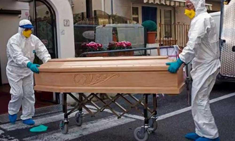 İspanya'da koronavirüs'ten ölen sayısı 21 bini aştı!