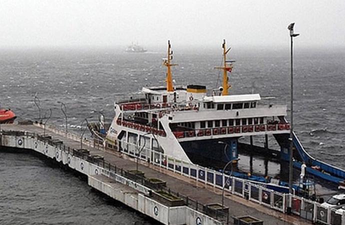 İstanbul'da deniz ulaşımına kısıtlama!
