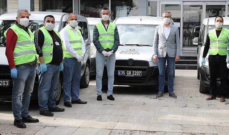 CHP'li belediyenin araçları, yardım grubundan çıkarıldı!