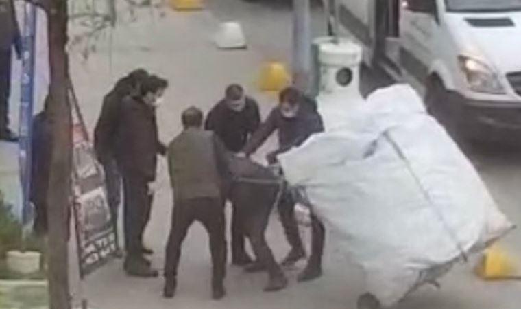 'Kağıt toplayan çocuğa darp' iddiasına İBB'den yanıt!