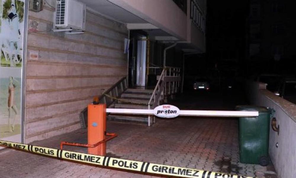 Kayseri'de 7 katlı bina karantinaya alındı