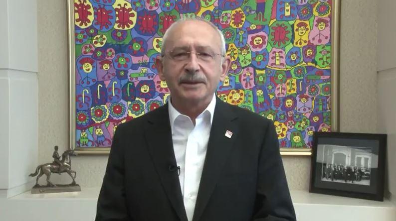 Kılıçdaroğlu'ndan 23 Nisan mesajı: Coşkuyla kutlayacağımız nice 23 Nisanlarda buluşacağız