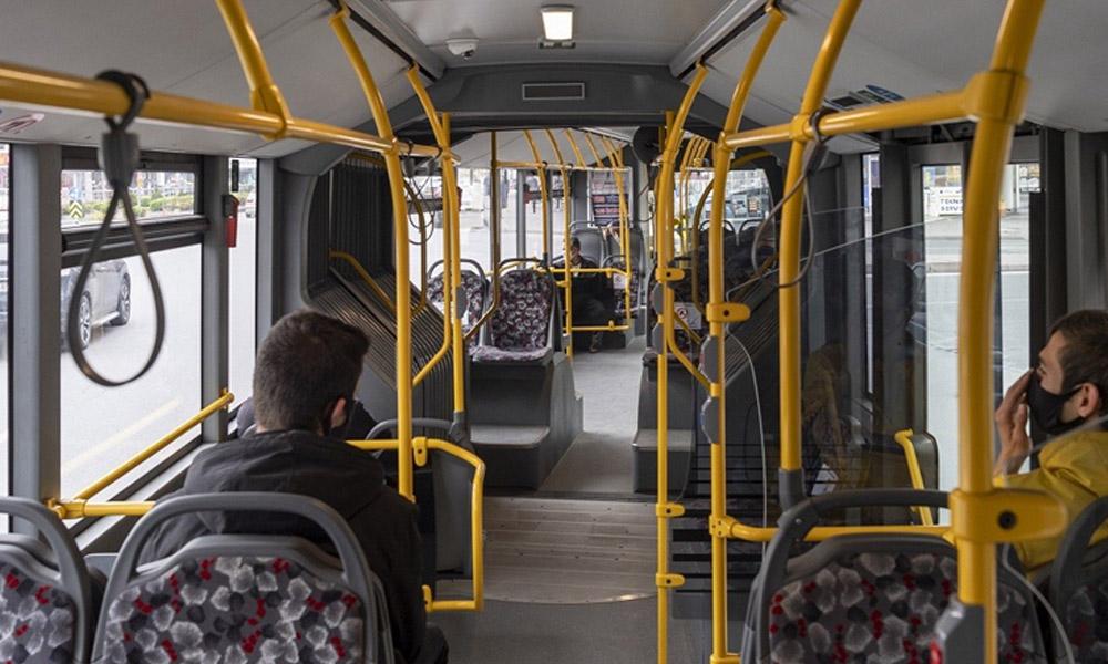 850 otobüs şoförü karantinaya alındı
