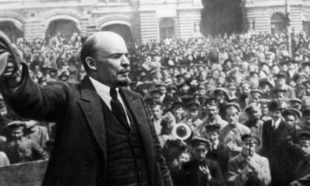 Ekim Devrimi'nin öncüsü, Sovyetler Birliği'nin kurucusu Lenin 150 yaşında!