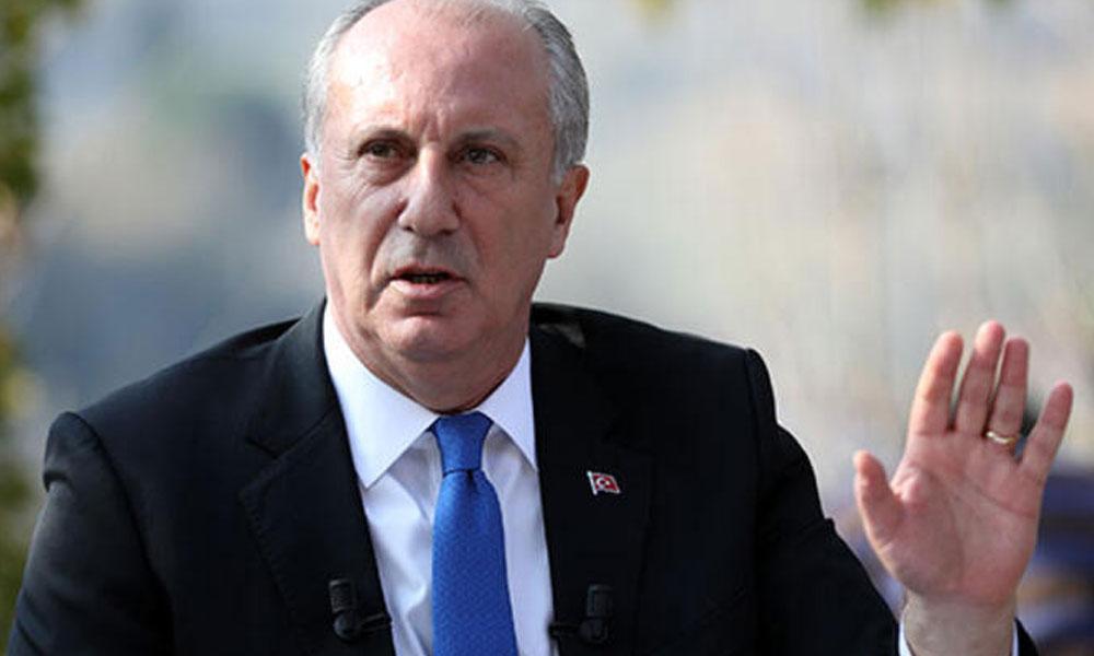 Selvi'den 'yeni parti kuracağı' iddia edilen Muharrem İnce için flaş iddia!