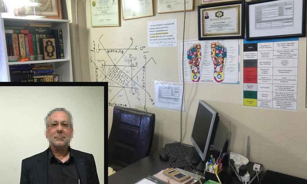 Koronavirüs muskası yazıp para toplayan dolandırıcı tutuklandı
