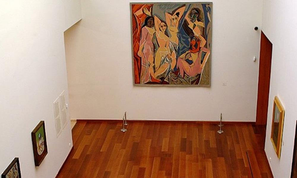 'Picasso İstanbul'da' sergisi sanal ziyarete açıldı