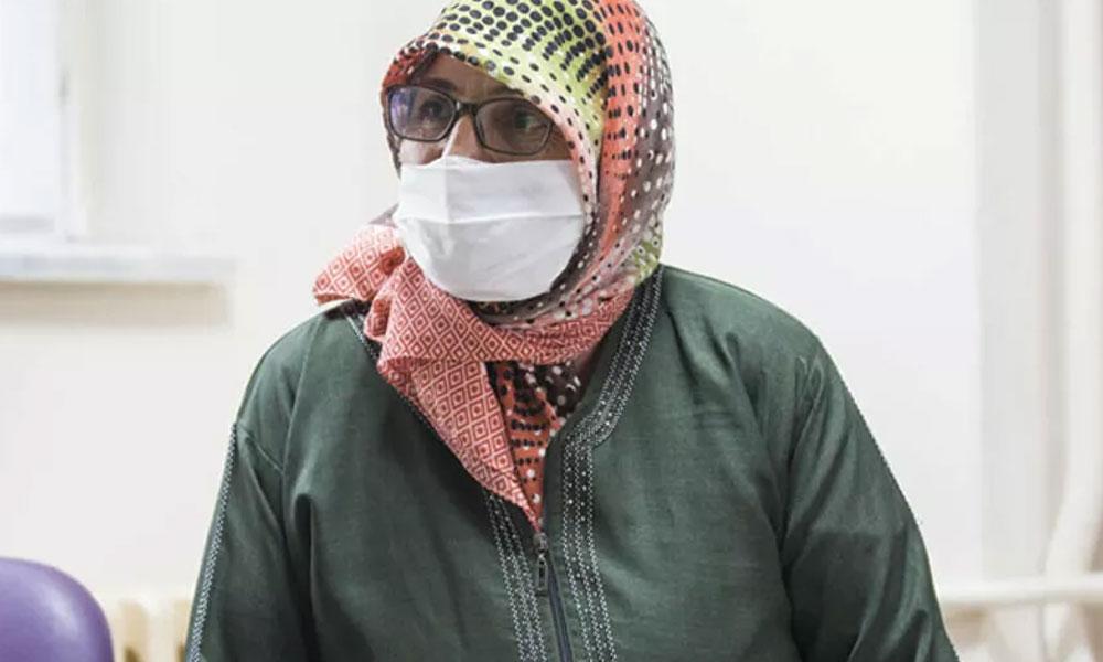 55 yaşındaki hipertansiyon hastası koronavirüsü yendi