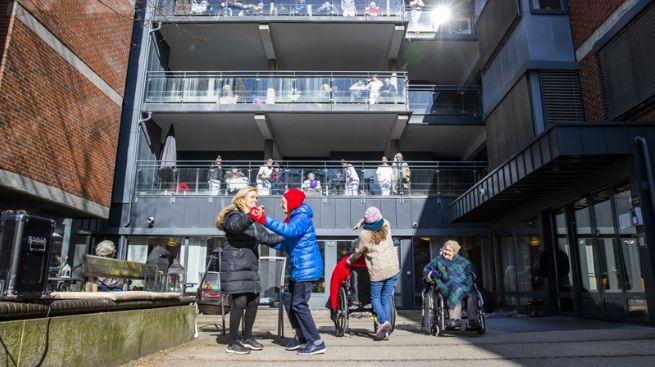 Norveç: Koronavirüs salgını kontrol altına alındı