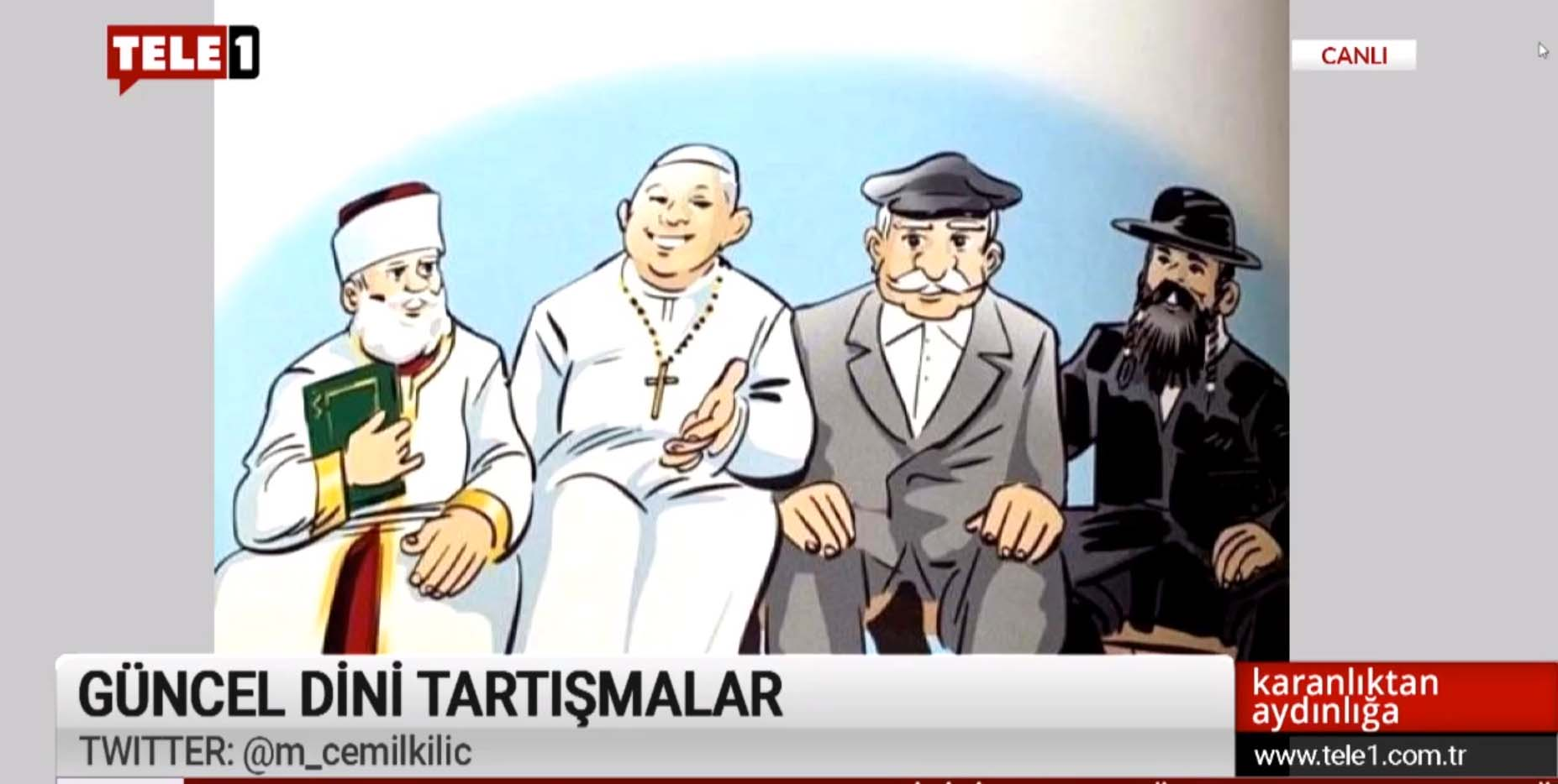 """'Alevilik İslam'ın içinde diyorsan Yavuz'u kınamalısın, ikiyüzlülük var!"""""""