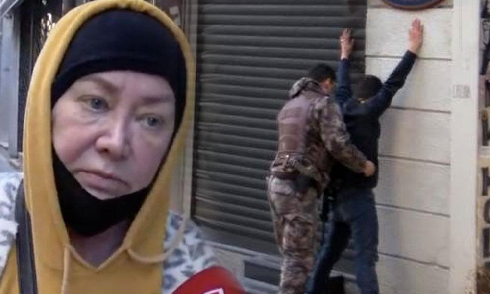 İstiklal'de pes dedirten olay! 'Öksürerek' gasp girişimi iddiası