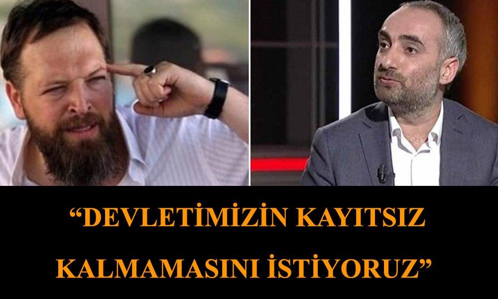 İsmail Saymaz'dan gerici Atatürk düşmanı Fatih Tezcan'a: Soytarı