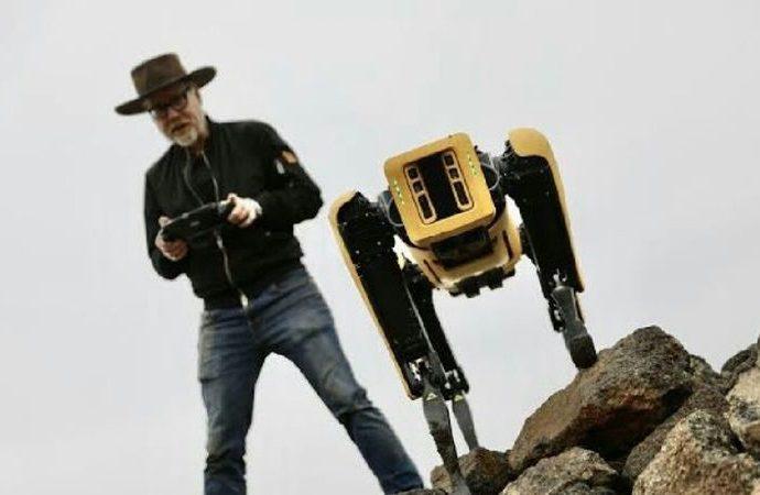 Robotlar hastaları tedavi edecek