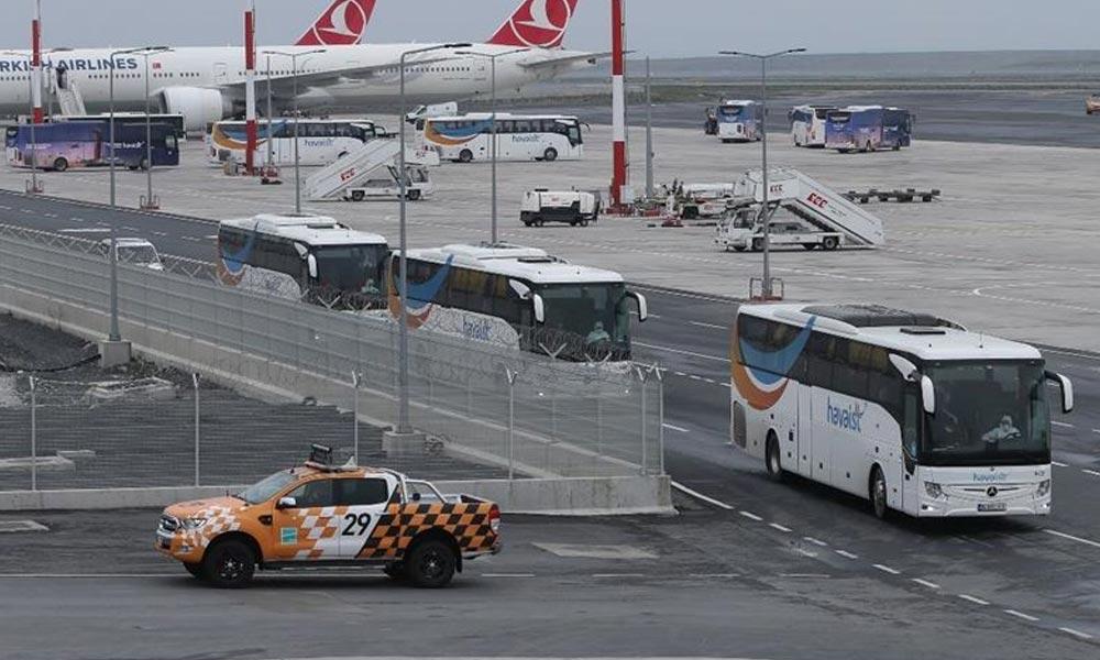 Romanya'daki Türk vatandaşları İstanbul'a geldi